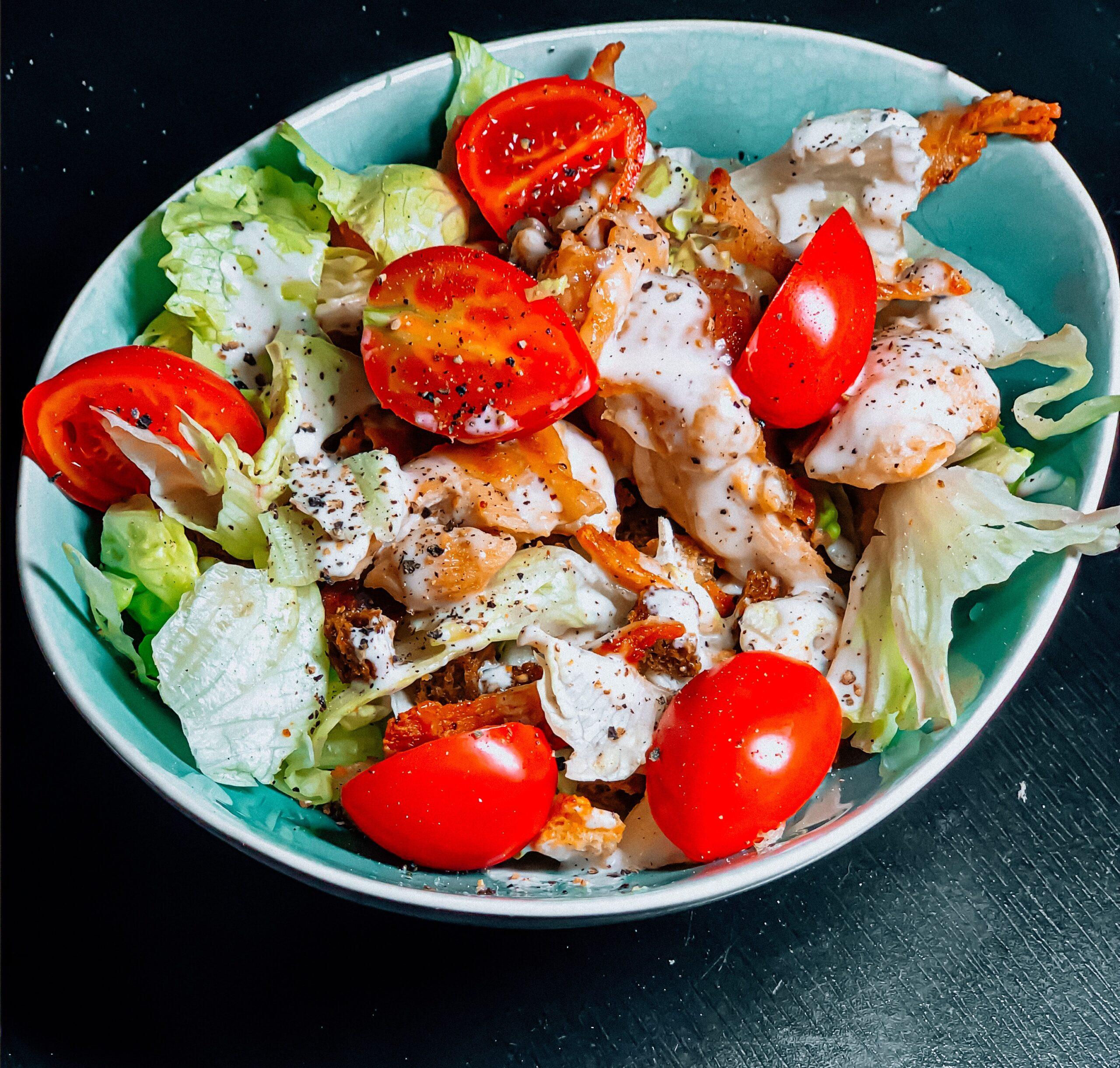 Kana Caesar Salaatti
